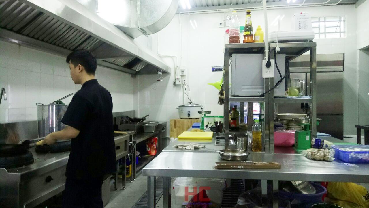 Nhà hàng nướng và lẩu - Kiên Giang