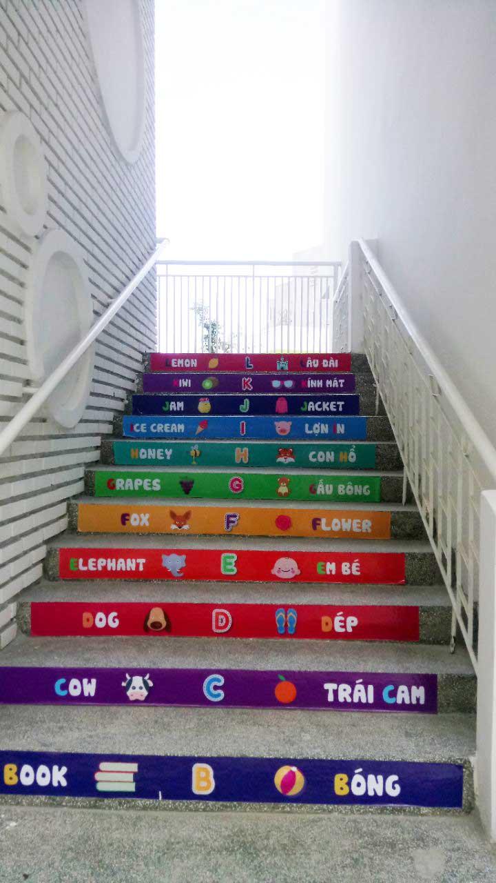 Trường mầm non iSchool Ninh ThuậnHọc tập luôn có sự sáng tạo hiệu quả trên mỗi bước đi