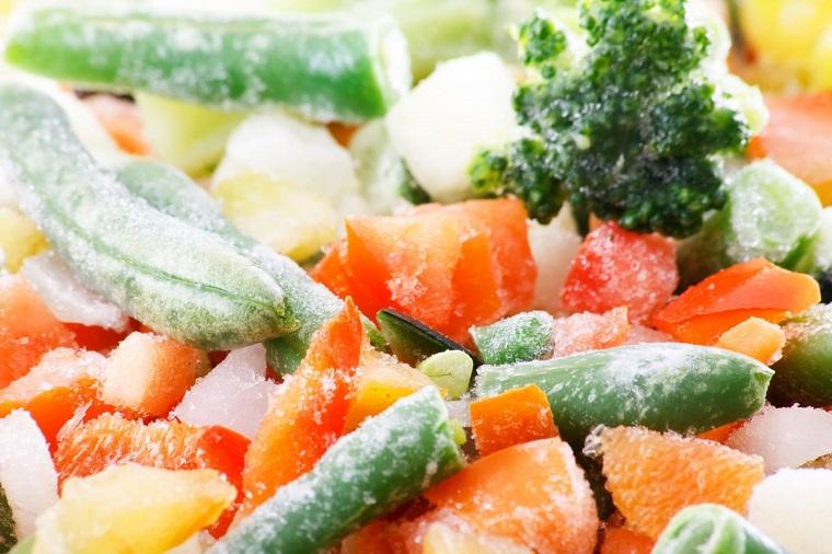Những lưu ý khi bảo quản thực phẩm đông lạnh