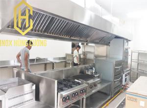 Hướng dẫn bảo trì bếp công nghiệp trong quá trình sử dụng