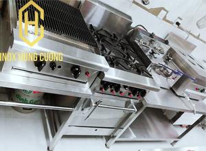 Tư vấn thiết kế hệ thống bếp công nghiệp cho resort sang trọng