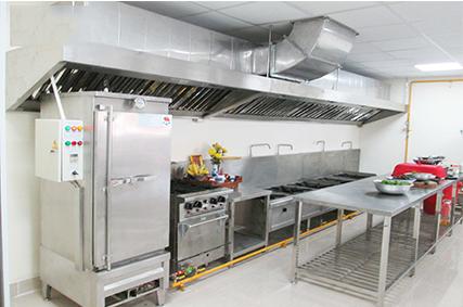 Đôi nét về thiết bị chụp hút khói bếp nhà hàng