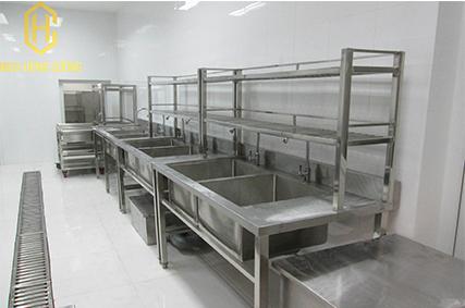 Xu hướng lắp đặt và sử dụng hộp bẫy mỡ inox công nghiệp.