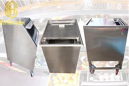 Cung cấp thùng chứa đá inox chất lượng cao.