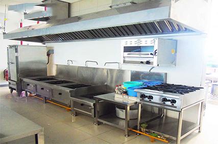 Hệ thống chụp hút mùi khu bếp công nghiệp giá tốt nhất
