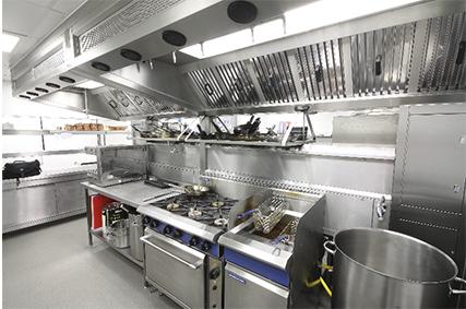 Giới thiệu về hệ thống chụp hút khói bếp công nghiệp