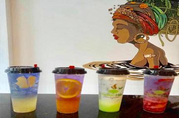 Inox Hùng Cường cung cấp thiết bị quầy pha chế cho Green Hills Tea & Coffee