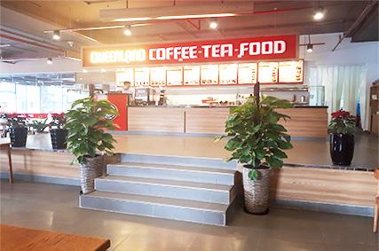 Thiết kế và cung cấp thiết bị inox bếp nhà hàng cho QueenLand Group