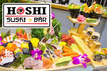 Thiết bị inox bếp nhà hàng cho nhà hàng Nhật Bản HOSHI SUSHI BAR