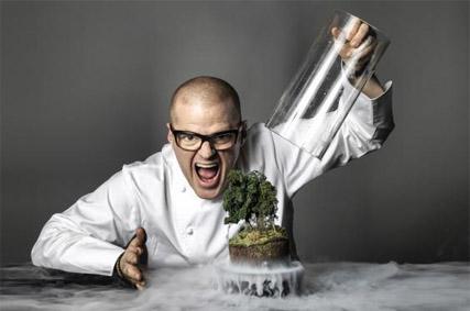 Nấu Ăn Là Nghệ Thuật Người Đầu Bếp Là Nghệ Sĩ