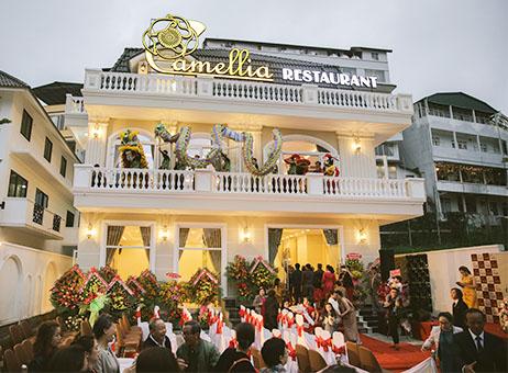Cung cấp thiết bị bếp khách sạn cho Camellia Restaurant