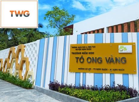 Trường Mầm non Tổ Ong Vàng_Đồng Tháp