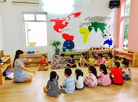 Cung cấp thiết bị bếp Trường Mầm Non Tân Tiến - Đồng Nai