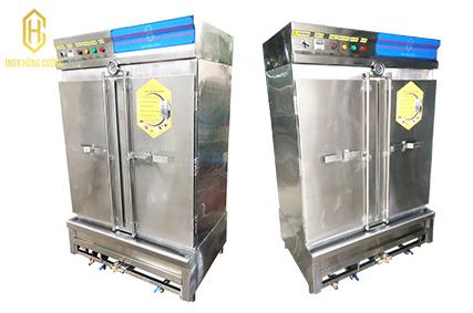 Hướng dẫn sử dụng và lưu ý quan trọng của thiết bị tủ hấp cơm