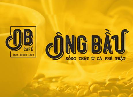 Inox Hùng Cường cung cấp thiết bị quầy Bar - Café cho thương hiệu Café Ông Bầu.