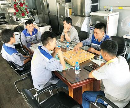 Inox Hùng Cường tổ chức Giải cờ tướng năm 2020