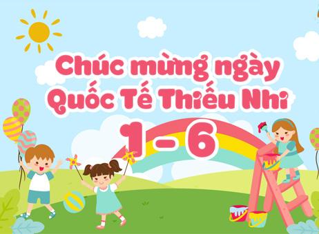 Inox Hùng Cường chúc mừng ngày Quốc tế thiếu nhi 01/06/2020