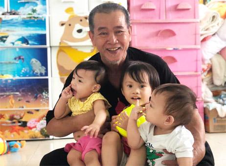Inox Hùng Cường tổ chức chuyến thăm Mái Ấm Thiên Thần Quận 9