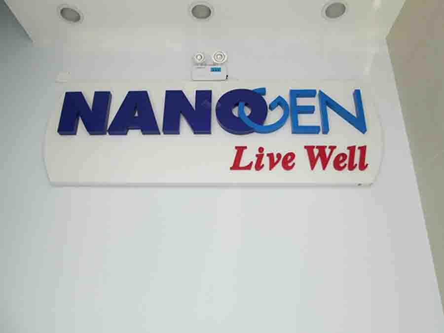 Công ty Công nghệ sinh học Dược NANOGEN_TP.HỒ CHÍ MINH