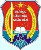 TRƯỜNG ĐẠI HỌC CẢNH SÁT NHÂN DÂN_TP.HCM
