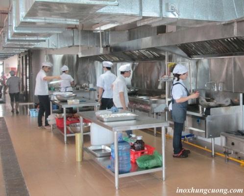Khái niệm bếp công nghiệp