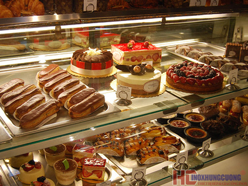 Thiết bị làm bánh cơ bản cần có cho cửa hàng bánh