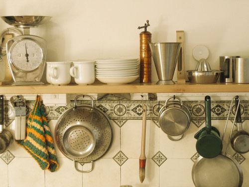 Những dụng cụ nhà bếp nên lưu ý khi sử dụng