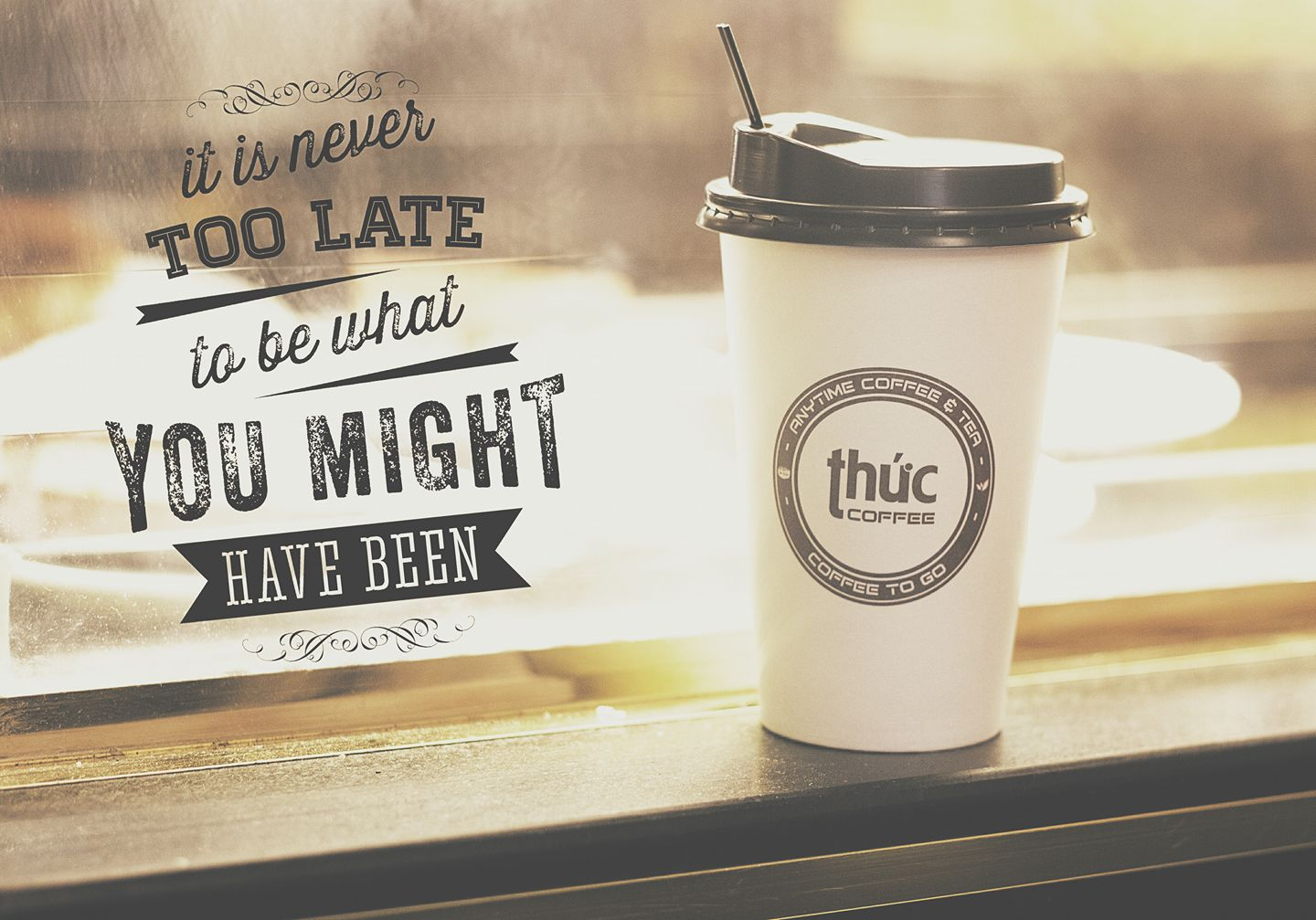 Thức Coffee - At Thức - the life goes on 24/7
