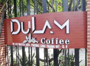 Thiết bị Inox cho DuLam Coffee cung cấp bởi Inox Hùng Cường