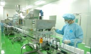 Thiết bị Inox cho phòng sạch Công ty Huro Probiotics - Long An