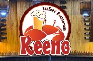 Cung cấp thiết bị bếp Inox cho Nhà hàng hải sản Keeng
