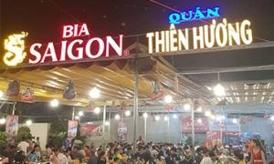 Cung cấp lắp đặt thiết bị bếp Inox cho nhà hàng hải sản Thiên Hương – Vũng Tàu