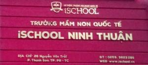 Trường mầm non iSchool Ninh Thuận
