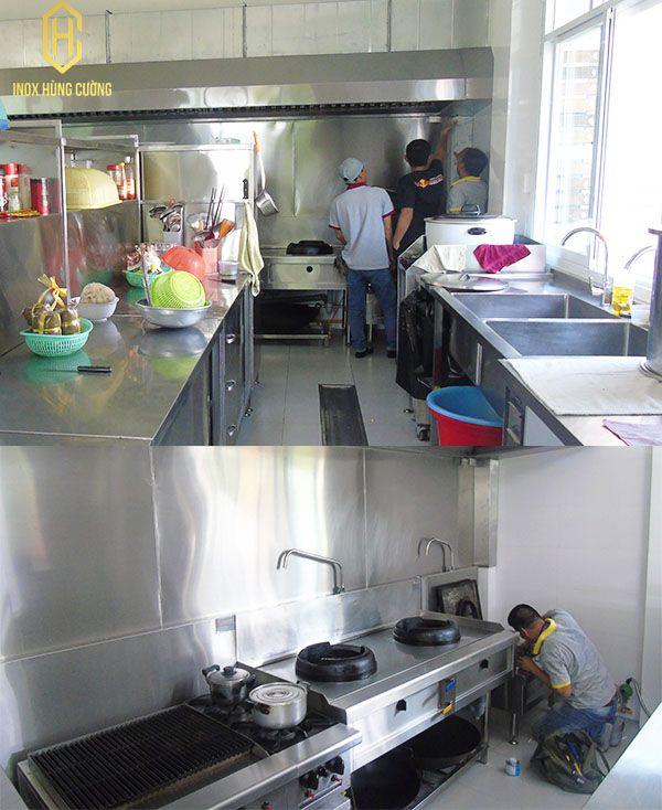 bảo hành thiết bị bếp