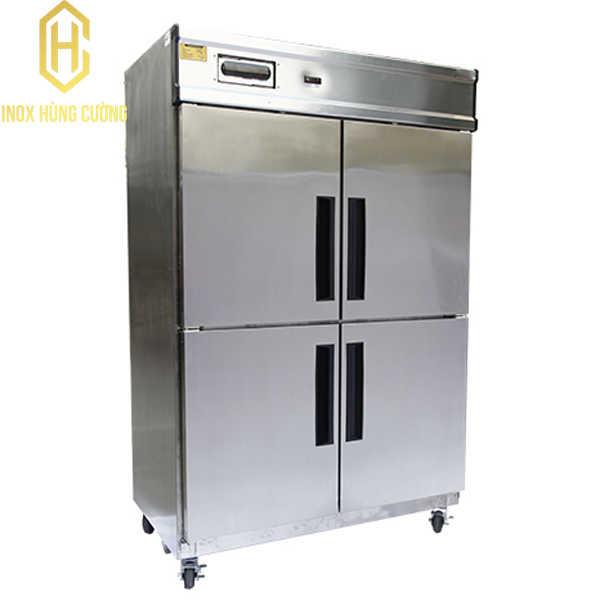 Tủ mát công nghiệp, tủ lạnh công nghiệp 4 cánh