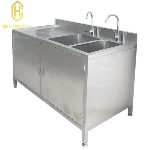 Tủ có bồn rửa 1