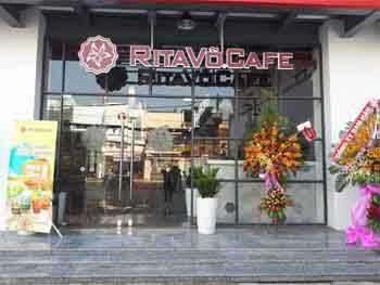 Quầy Bar - Cafe RITAVÕ