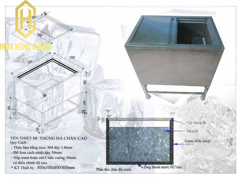 Diễn đàn rao vặt: Những điều cần biết về thùng đá inox chuyên dụng Thung-dung-nuoc-da-inox(1)