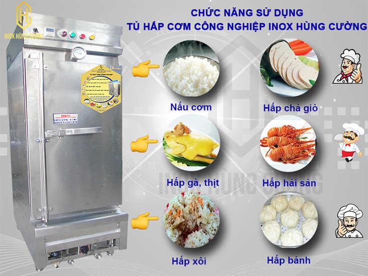 Cách bảo trì, bảo dưỡng tủ hấp cơm, tủ nấu cơm