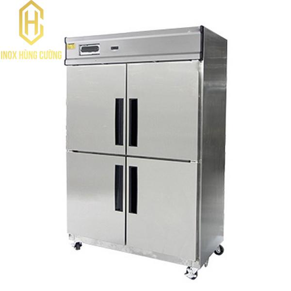 Tủ đông lạnh công nghiệp 4 cánh