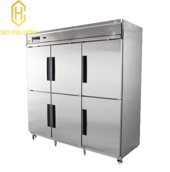 Tủ đông lạnh công nghiệp 6 cánh