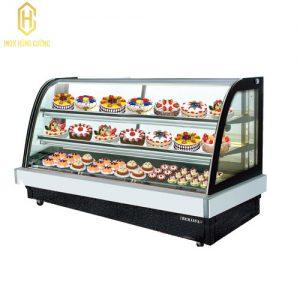 Tủ mát trưng bày bánh kem