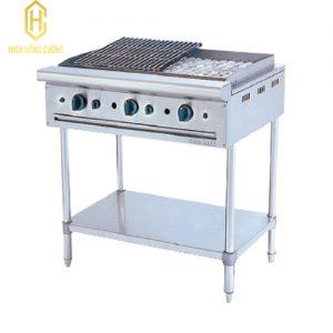 Bếp nướng than nhân tạo 3 họng Berjaya