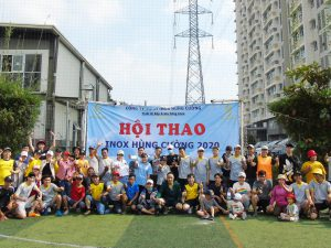 Chương trình hội thao Inox Hùng Cường 2020