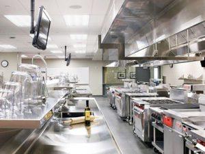 Tiêu chuẩn và quy trình thiết kế bếp nhà hàng hiện nay