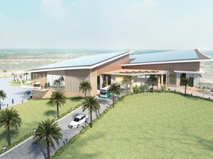 Cung cấp trọn gói bếp công nghiệp cho dự án sân golf Hoàn Cầu Long An