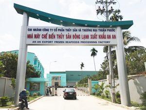 Cung Cấp Hệ Thống Bếp Ăn Tập Thể Công ty Thủy sản Thuận Phước