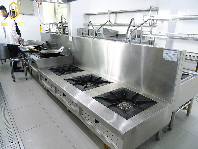 Thiết kế bếp ăn tập thể tiền giang