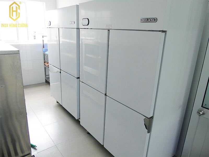 Tủ lạnh bảo quản thực phẩm công nghiệp
