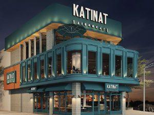 Cung cấp trọn gói thiết bị quầy bar cafe cho hệ thống chuỗi Katinat Saigon Kafe